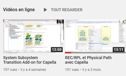 PRFC est sur YouTube !