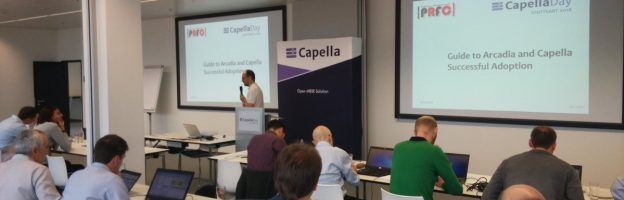 CapellaDay 2018 à Stuttgart